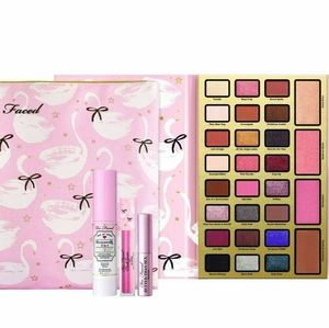 Too Faced Dream Queen Complete Makeup Kit NIB